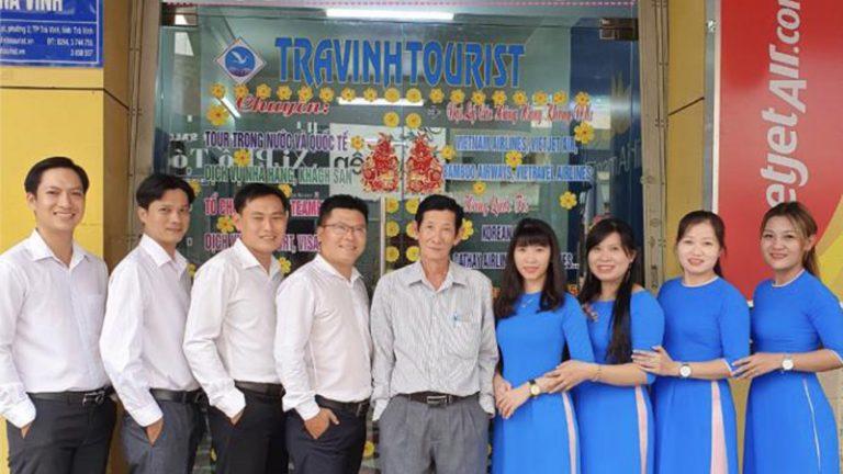 Công ty Cổ phần Du lịch Trà Vinh