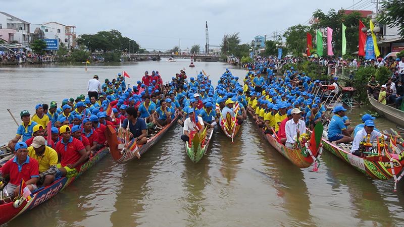 Lễ hội Đua Ghe Ngo
