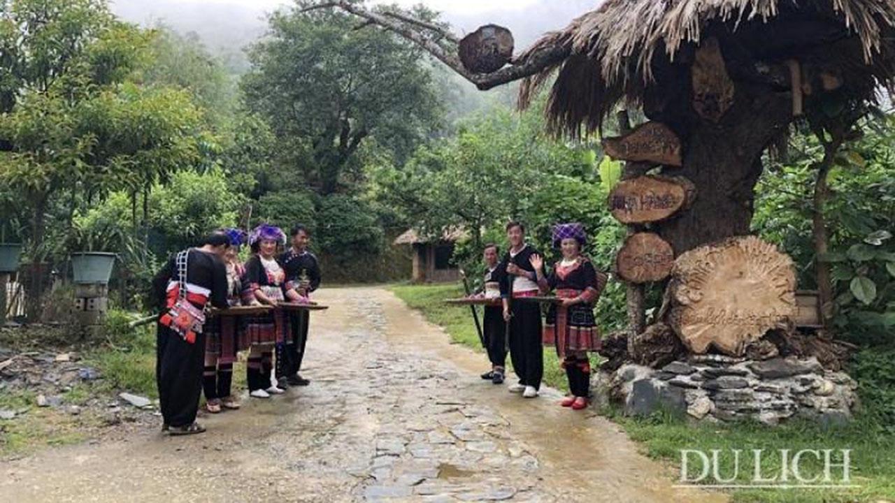 Tạo bước đột phá cho du lịch cộng đồng Lai Châu