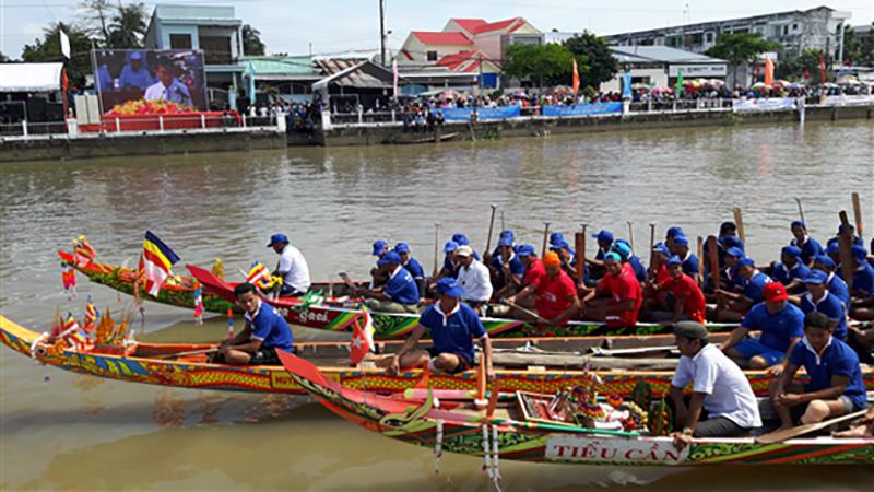 Trà Vinh tổ chức Tuần lễ Văn hóa, Du lịch – Liên hoan ẩm thực Nam bộ lần thứ II gắn với Lễ hội Ok Om Bok tỉnh Trà Vinh năm 2020
