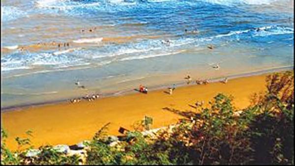Khu Du lịch Khoán nóng Duyên Hải