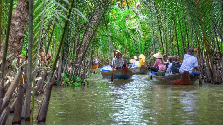 Khu Du lịch sinh thái Cù lao Tân Qui