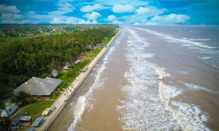 Khu Du lịch sinh thái rừng ngập mặn biển Ba Động