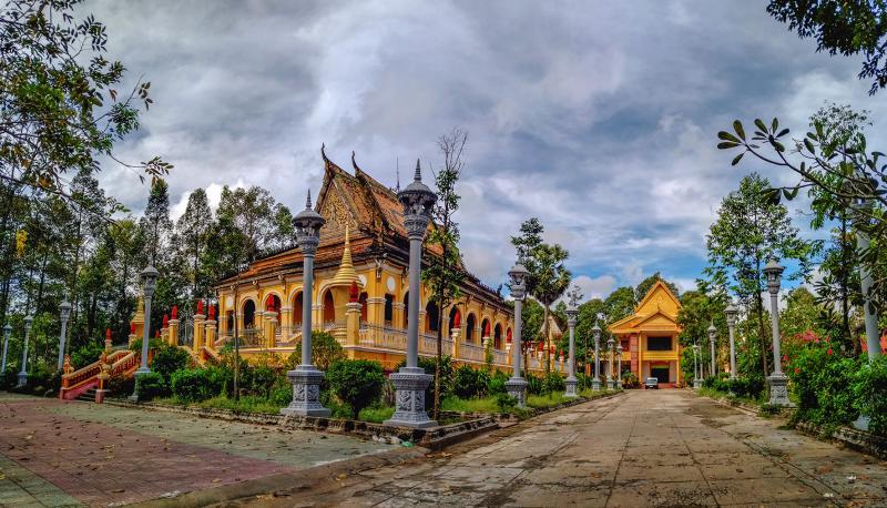 Chùa Bodhisálaràja (Chùa Ông Mẹt)