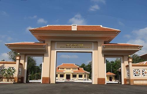 Khu tưởng niệm Nữ anh hùng Nguyễn Thị Út (Út Tịch)
