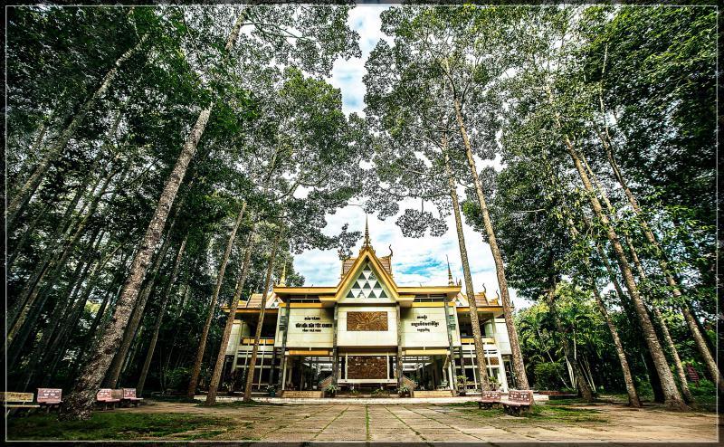 Bảo tàng văn hóa dân tộc Khmer