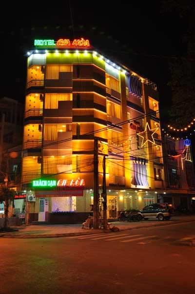 Khách sạn Gia Hòa II