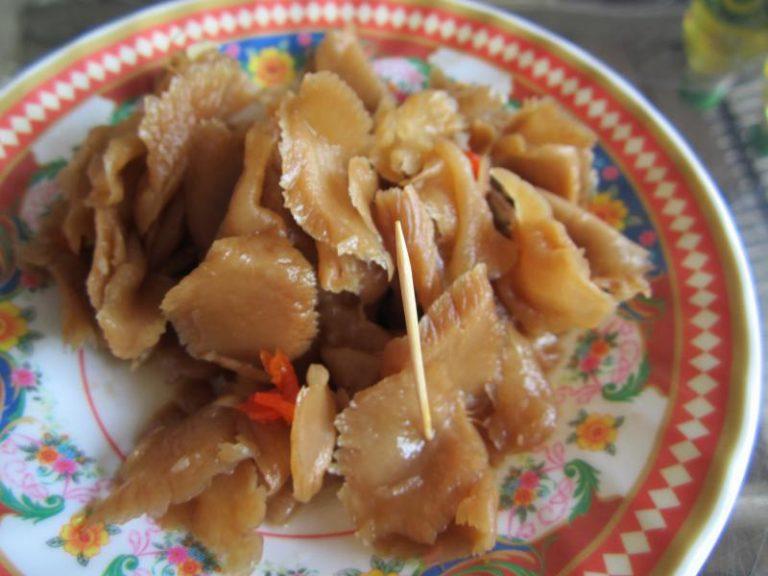 Củ cải muối Chịt Sa