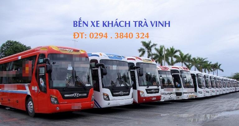 Bến xe khách Trà Vinh