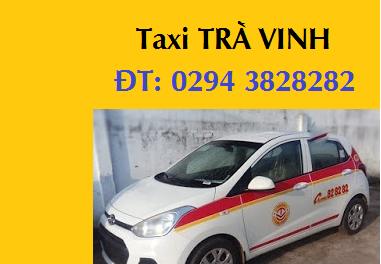 Taxi Trà Vinh