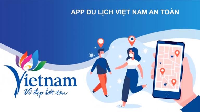 """Sử dụng ứng dụng """"Du lịch Việt Nam an toàn"""" để góp phần bảo đảm an toàn trong quy trình thí điểm đón khách du lịch quốc tế đến Phú Quốc"""